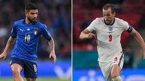 المعاينة النهائية لكأس الأمم الأوروبية 2020، إنجلترا ضد إيطاليا: إثبات  المباراة