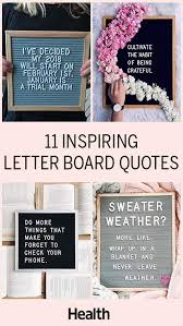 Quotes Letter Letter Board Quotes That Will Inspire You Health