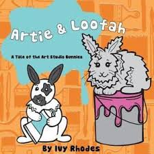 Artie and Loofah : A Tale of the Art Studio Bunnies by Ivy Rhodes (2014,  Trade Paperback) for sale online | eBay