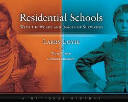 n residential schools wayne k spear