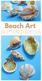 Beach Art PROJECT FOR KIDS