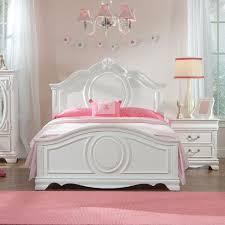 Jessica - White Youth Bedroom Set