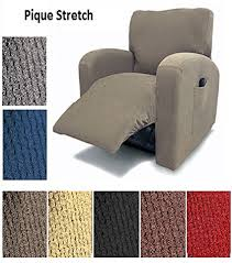 orly s dream pique stretch fit furniture chair recliner lazy boy cover slipcover many colors available