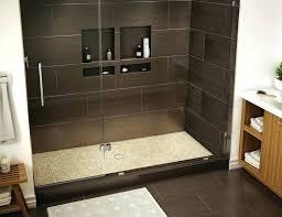shower base x large size of with seat center drain left 48 kohler 60