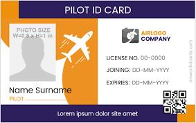 Company Id Badge Template Microsoft Word Id Card Templates