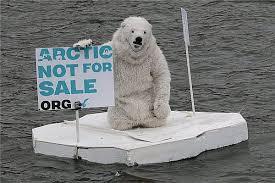 Apenas se nos unir-mos na ONU, será evitada a venda e depredação dos Polos