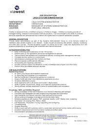 Admin Job Profile Resume Word Descargar Modern Cv For Admin Role Admin Job Profile