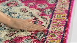 watch the for safavieh monaco vintage bohemian rug