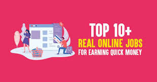 Top Rated Job Sites Top 10 Real Online Jobs For Earning Quick Money 2019 Edition