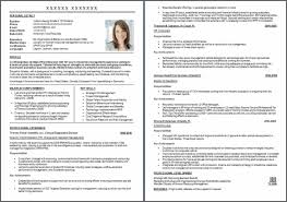 New Format Of Good American Resume Format Free Resume Template