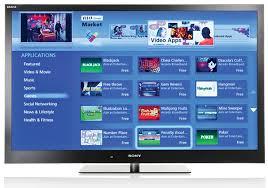 sony smart tv. sony smart hdtv tv c