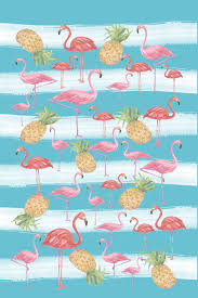 Flamingos And Pineapples To Do Planner 6x9 Journal 120