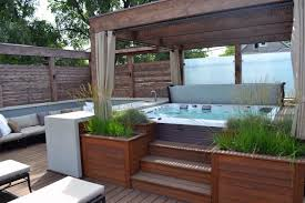 images about hot tub on pinterest hot tubs hot tubs landscaping and spas