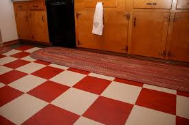 Charming Maryannau0027s Black And White Ceramic Tile Checkerboard Floor · Red And White  Checkerboard Floor Ideas