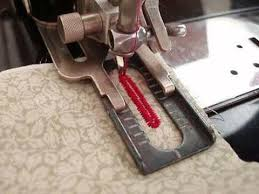 How To Make A Buttonhole With A Singer Sewing Machine