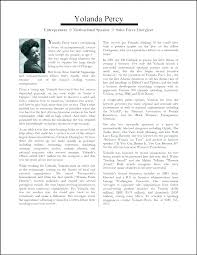 Resume Bio Example Stunning Biography Example Essay Ideas Of Essays Biographical Resume Bio Self