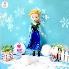 Búp bê công chúa Belle mặt nhựa - 40280