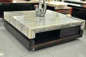 white stone coffee table natural tables restoration hardware marble top end photo of base glass