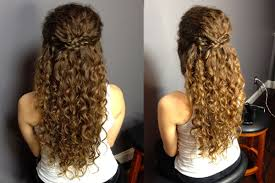 Braid Styles For Long Curly Hair