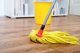 how to clean engineered wood floors