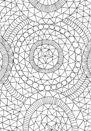 Small Picture Therapeutic coloring pages for adults