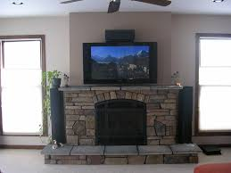 Over The Fireplace Tv Cabinet Flat Panel Tv Over Fireplace Of Fireplace And Cabinet Regency