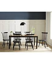Image Counter Height Mix And Match Dining Furniture Etsy Rustic Dining Tables Macys