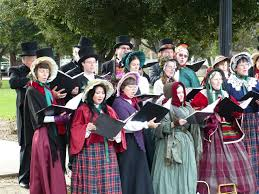 Image result for christmas carolers