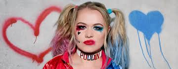 harley quinn costume how to 2017 the best harley quinn makeup tutorial glamour