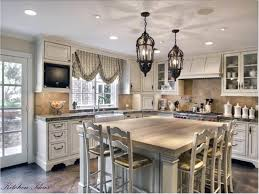 For Country Kitchen Stylish White Country Kitchen Decoration