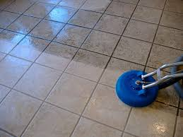 deep clean the grout