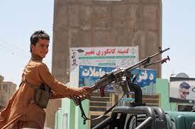 طالبان: فرضنا سيطرتنا على ولايتين بأفغانستان - RT Arabic