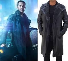 blade runner 2049 ryan gosling leather coat jacket