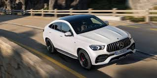 Our new gle 63 coupé rounds off our attractive portfolio in this segment. 2021 Mercedes Amg Gle Coupe Is Portly But Powerful