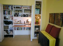 closet home office. Home Office In A Closet