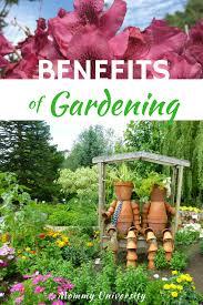 10 benefits of gardening with kids