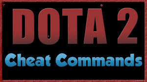 dota 2 cheat commands youtube