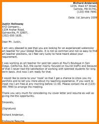 Ideas Of Application For Teacher Job Cover Letter It Job Cover