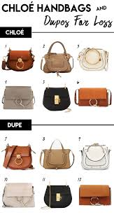 Expensive Designer Purses The Most Popular Chloe Handbags Dupes For Less Best Of
