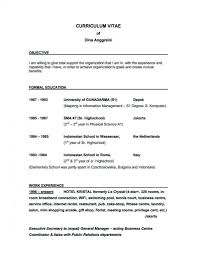Famous Resume Objective Substitute Teacher Pattern Documentation