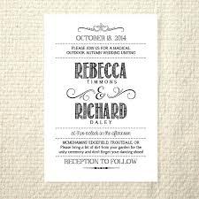 Etsy Rustic Wedding Invitation Template Blush Floral Printable