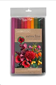 lia griffith extra fine crepe paper orted