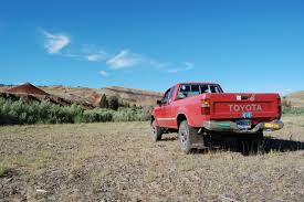 Capsule Review: 1992 Toyota Pickup 4x4 - The Truth About Cars