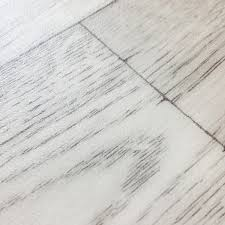white vinyl planks
