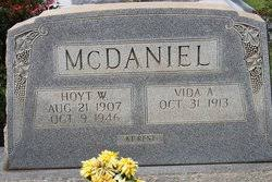 Hoyt Wesley McDaniel (1907-1946) - Find A Grave Memorial