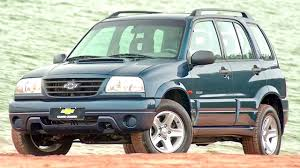Chevrolet Tracker '2001–06 - YouTube