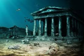 real underwater world.  World 10 Lost Underwater Cities Of The Ancient World  PHOTOS On Real