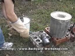 Backyard Metalcasting  YouTubeBackyard Metalcasting