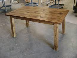 Custom Rustic Pine Dining Table By Philip Skinner Furniture