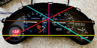 cluster pinouts help usdm civic and jdm del sol hondaswap and these are the measurements i need of the sol cluster